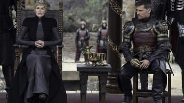 Lena Haeadey et Nikolaj Coster-Waldau, Cersei et Jaime Lannister dans Game of Thrones, sont tous deux nommés aux 70e Emmy Awards.