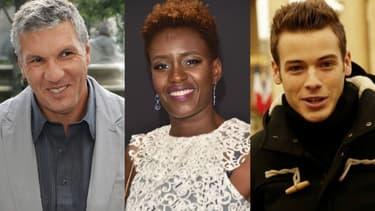 """Rachid Arhab, Rokhaya Diallo et Louis Morin rejoignent"""" Touche pas à mon Poste"""" sur C8 à la rentrée."""