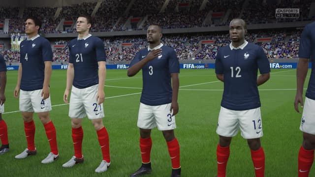 C'est avec nos... Bleus que Mohamed Al-Bacha a remporté, à 17 ans, l'édition 2016 de la Fifa Interactive World Cup !