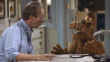 Max Wright dans Alf