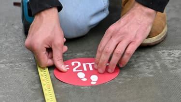 La distanciation sociale pourrait passer d'un mètre à deux (photo d'illustration)