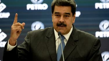 Nicolas Maduro (photo d'illustration)