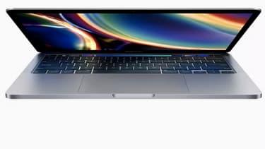 Le dernier MacBook Pro.
