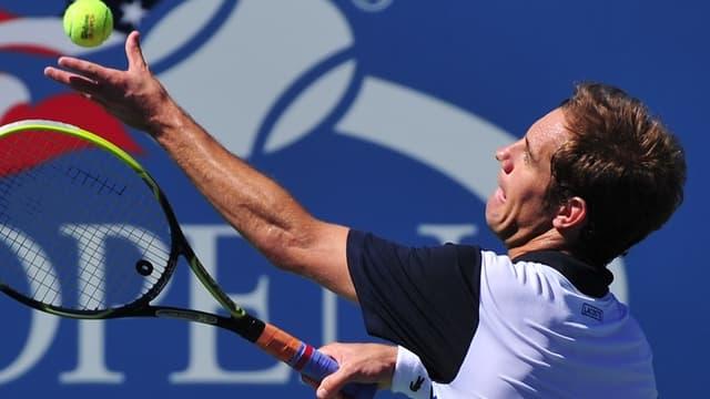 Richard Gasquet s'est qualifié pour les demi-finales de l'US Open