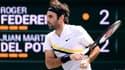 Première défaite en 2018 pour Roger Federer.