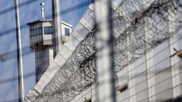Le mur d'enceinte extérieure d'une prison. (Photo d'illustration)