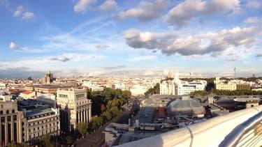 La capitale espagnole (Photo d'illustration)