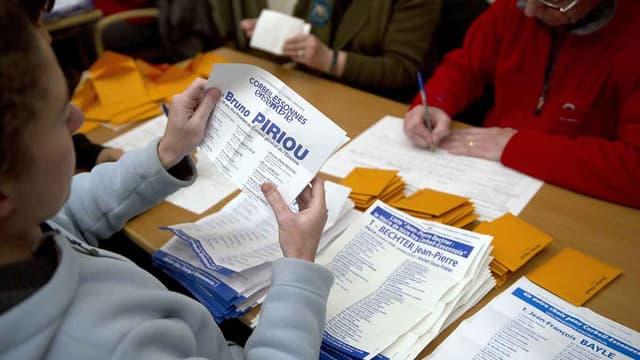 La tentative d'assassinat serait relié à un trafic d'achats de vote à Corbeil-Essonnes.