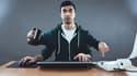 Selon une étude mondiale réalisée par Havas, 40% des salariés reconnaissant exagérer quand elles disent qu'elles sont surchargées.