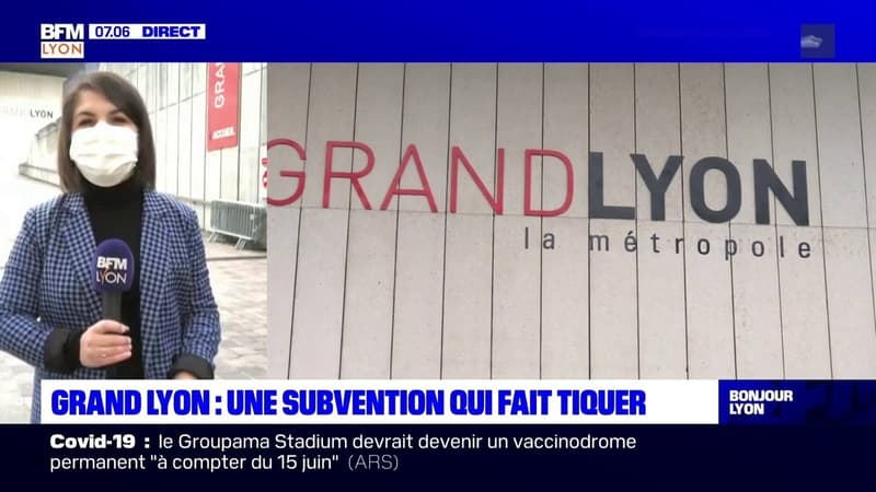 Métropole de Lyon: l'opposition alerte la justice après le vote d'une subvention