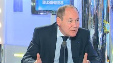 """René Ricol """"ne fait pas confiance au gouvernement""""."""