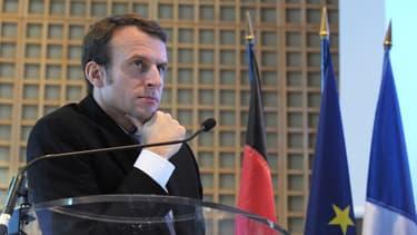 Emmanuel Macron présente le très attendu projet de loi sur la croissance et l'activité, ce mercredi 10 décembre.