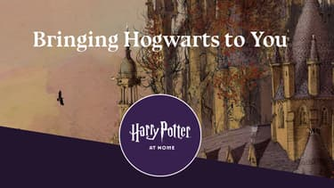 """Le site """"Harry Potter at Home"""""""