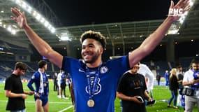 Chelsea : Recce James cambriolé et volé de sa médaille de vainqueur de Ligue des champions