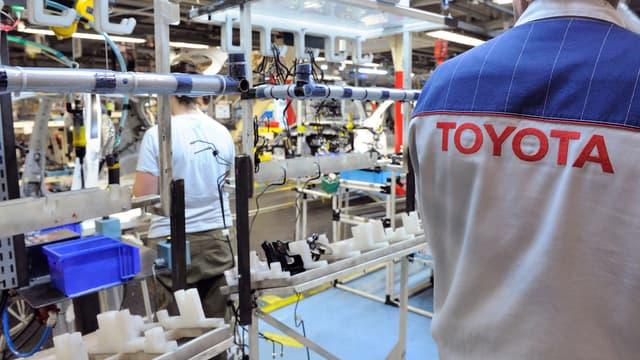 Toyota n'est pas le premier constructeur automobile à mettre en garde contre les conséquences d'un Brexit dur au Royaume-Uni.