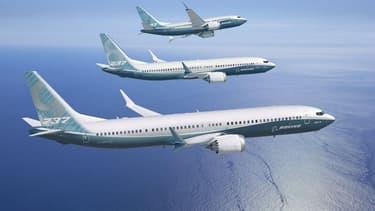Le 737 MAX a été interdit de vol à travers le monde en mars 2019 à la suite de deux catastrophes aériennes ayant fait au total 346 morts