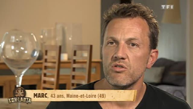 Marc de Koh-Lanta