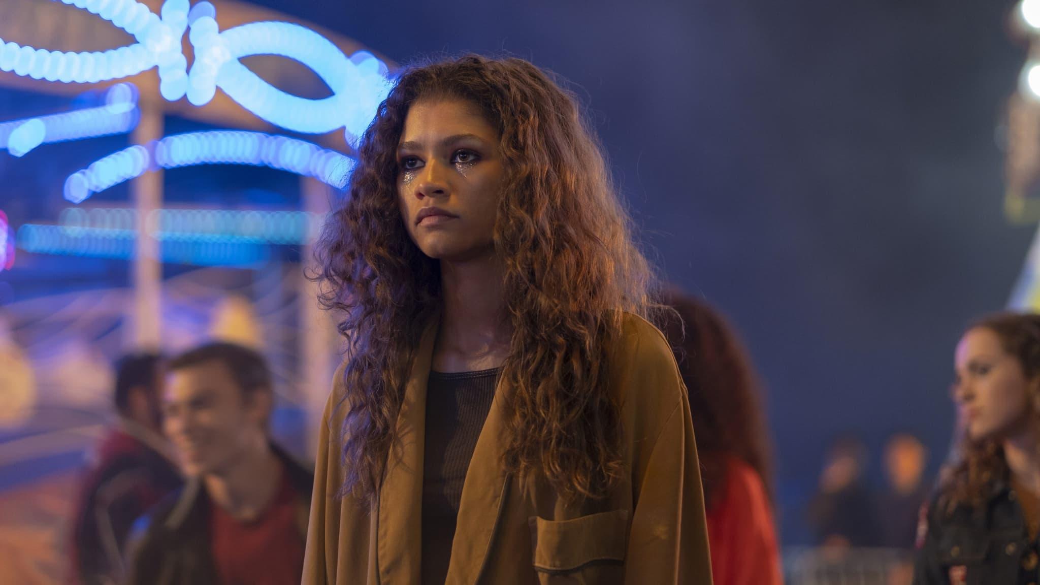 """Euphoria"""": la saison 2 de la série avec Zendaya sortira cette année"""