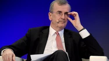 Le gouverneur de la Banque de France, François Villeroy de Galhau.
