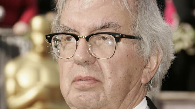 L'écrivain américain Larry McMurtry en 2006.