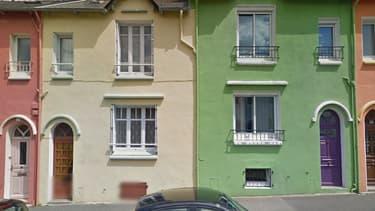 Brest métropole développe une nouvelle approche de la couleur dans la ville.