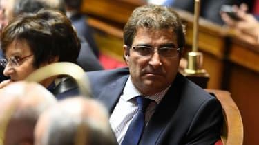 Christian Jacob, président du groupe Les Républicains à l'Assemblée nationale.