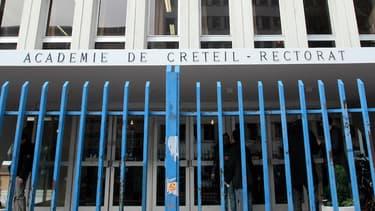 Le rectorat de Créteil.