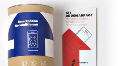 Recommerce revendique plus de 60.000 téléphones mobiles repris, traités et revendus chaque mois.