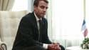Emmanuel Macron en visite en Grèce, ce jeudi 7 septembre.