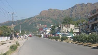 Oussama Ben Laden a été tué dans une maison de la région d'Abbottabad (photo) au Pakistan.