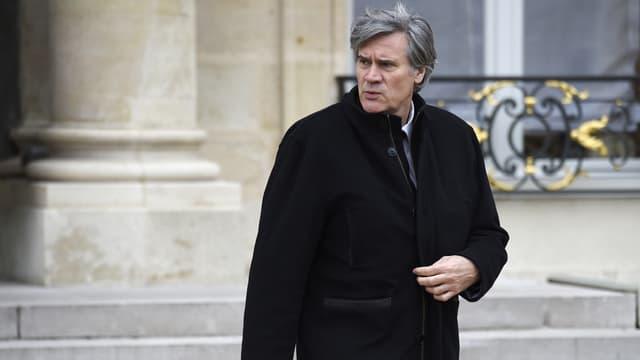 Le ministre de l'Agriculture et porte-parole du gouvernement, Stéphane Le Foll, le 28 janvier 2015.