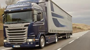 Volkswagen veut racheter Scania pour 22 euros par action.