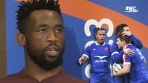 """""""Le XV de France sera une équipe compliquée à battre"""" selon Kolisi, le capitaine des Springboks"""