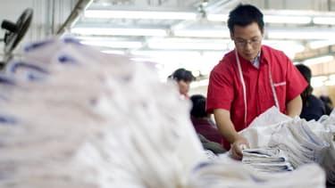 Les exportations chinoises ont baissé de 15% en mars.