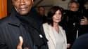 La cinéaste Catherine Breillat (au centre), à son arrivée au tribunal de Paris vendredi. Célèbre pour avoir escroqué dans les années 1990 des stars de Hollywood, Christophe Rocancourt s'est défendu avec virulence vendredi devant la cour de l'accusation d'