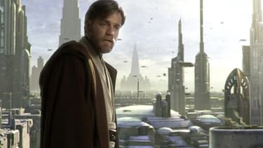 Ewan McGregor dans la peau de Obi-Wan Kenobi
