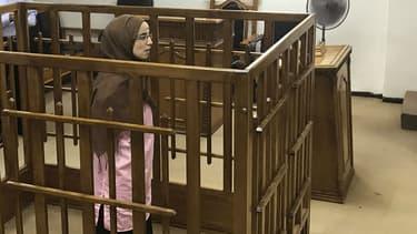 19 femmes russes ayant rejoint Daesh ont été condamnées à la prison à perpétuité en Irak, le 29 avril 2018