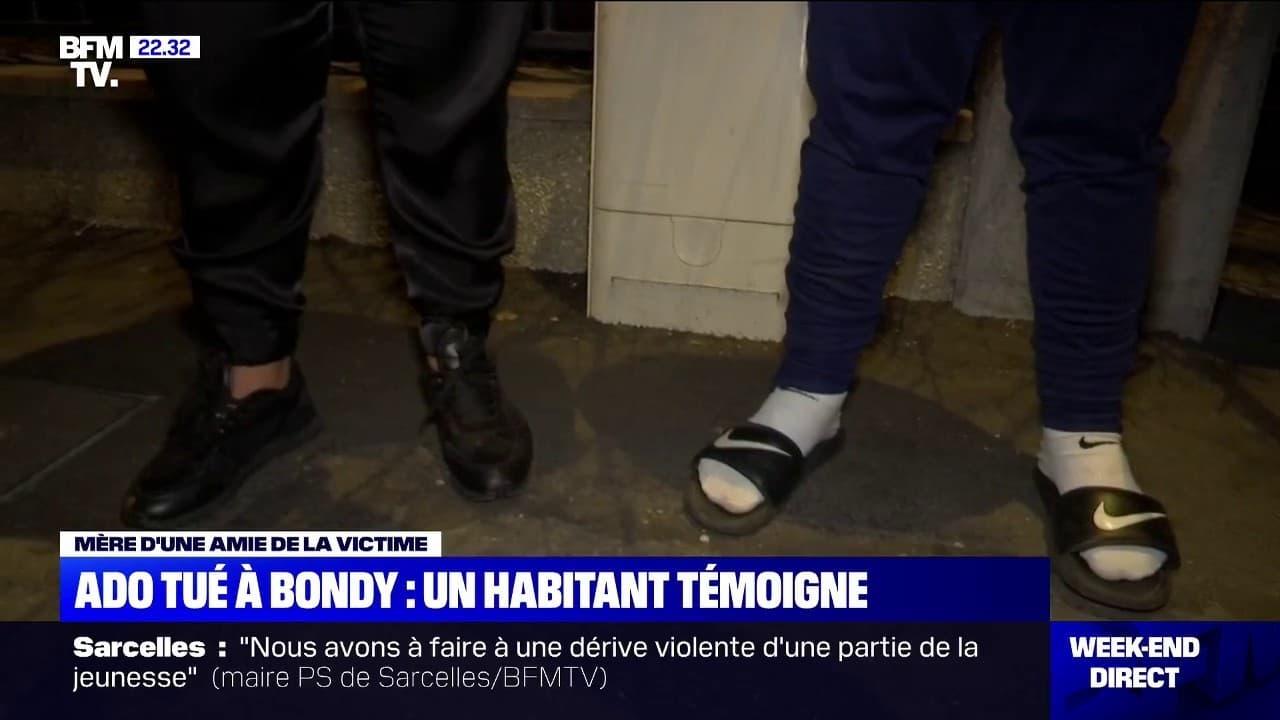 """""""Ça aurait pu arriver à mon fils"""": la mère d'un ami de l'adolescent tué à Bondy témoigne"""