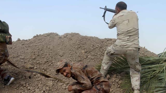 Les forces irakiennes ont repris le QG du gouvernement aux jihadistes de Daesh. (Photo d'illustration)