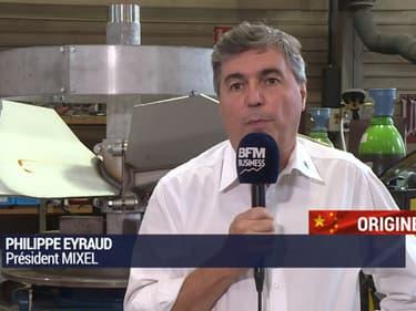 Mixel, une production mélangée entre la France et la Chine
