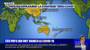 Covid-19: ces pays ont réussi à se débarrasser du virus