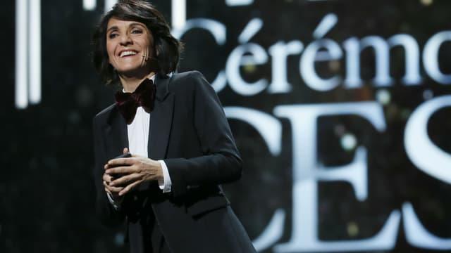 Florence Foresti avait présenté la cérémonie des César en 2016