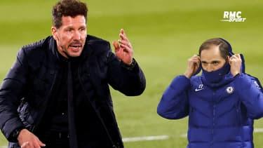 """Atlético - Chelsea : """"Tuchel est un grand manager"""", les éloges de Simeone"""