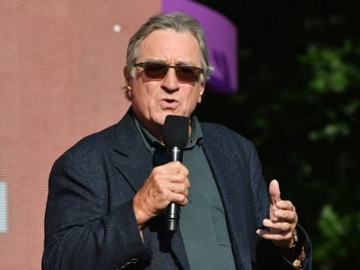 Robert de Niro à New York le 29 septembre 2018