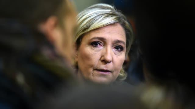 Un tiers des Français se disent en accord avec les idées du FN.