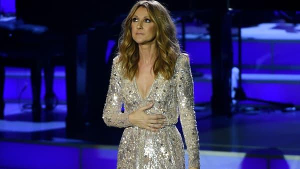 Céline Dion viendra à l'Accor Hotels Arena à Paris en juin prochain. -