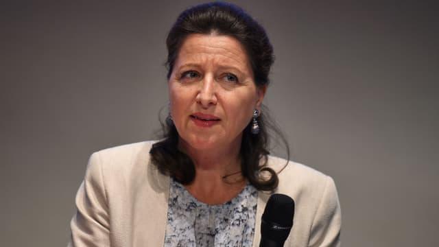 Agnès Buzyn, la ministre des Solidarités et de la santé, le 13 juin 2018