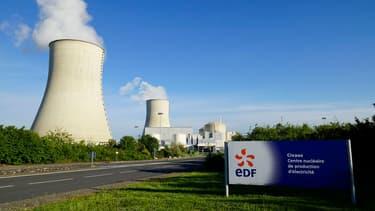 La centrale nucléaire EDF de Civaux