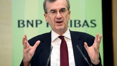 François Villeroy de Galhau, qui a annoncé lundi son départ de la BNP, semble être favori pour succéder à Christian Noyer à la tête de la Banque de France.
