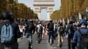 La cinquième journée sans voiture aura lieu dimanche à Paris.
